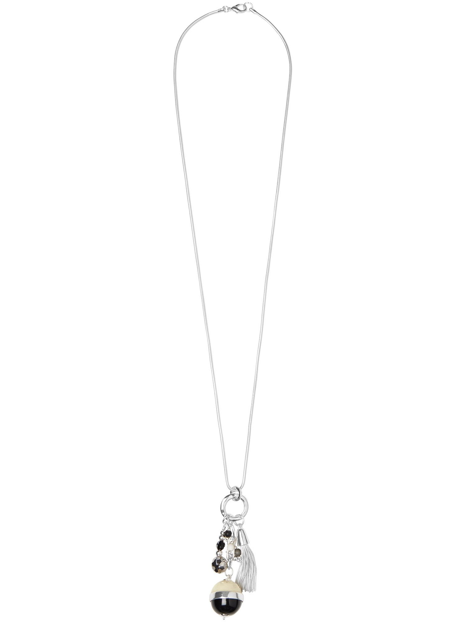 Kaley ball pendant necklace