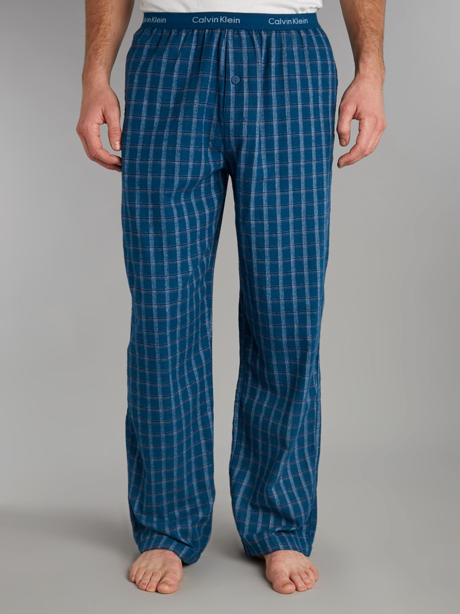 Marco plaid nightwear trouser