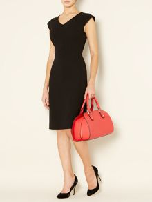 Rose essential tailored dress