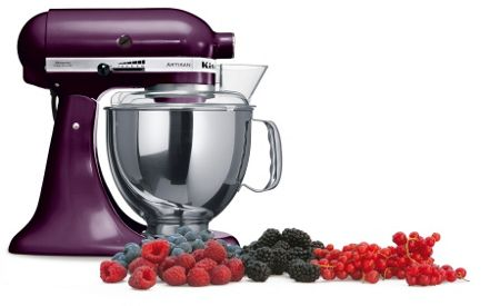 KitchenAid Artisan 4.8L Stand Mixer, Boysenberry