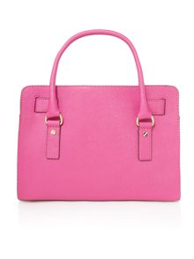 Hamilton pink cross body bag