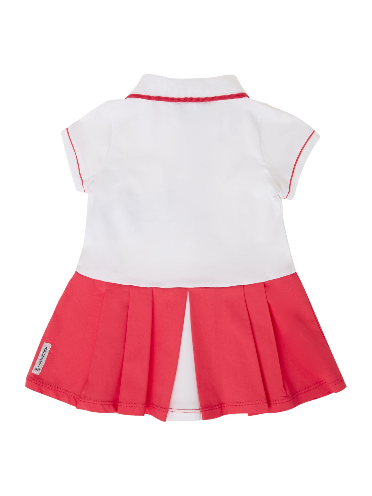 Girl`s tennis dress