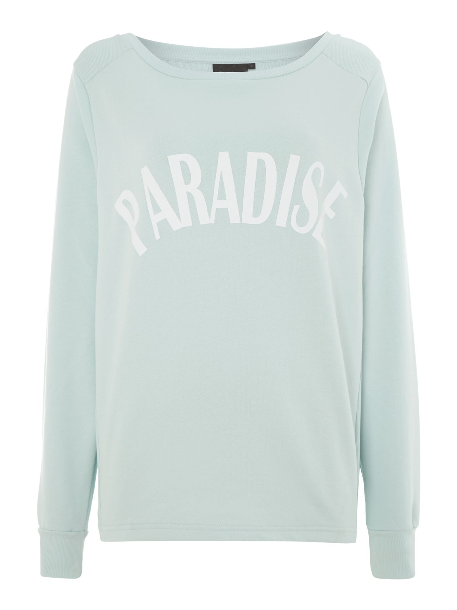 Paradise sweat top