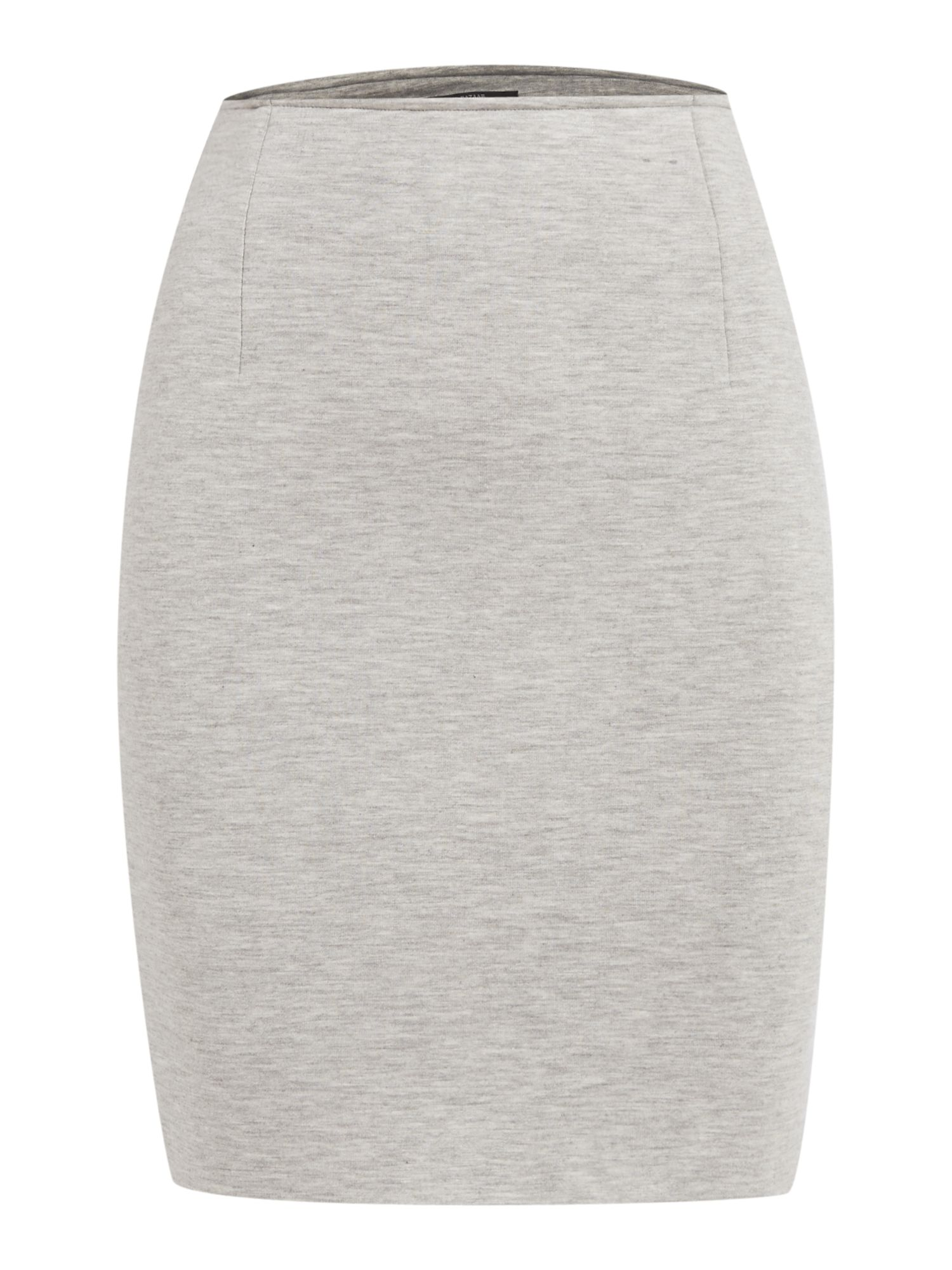 Double face neoprene jersey skirt