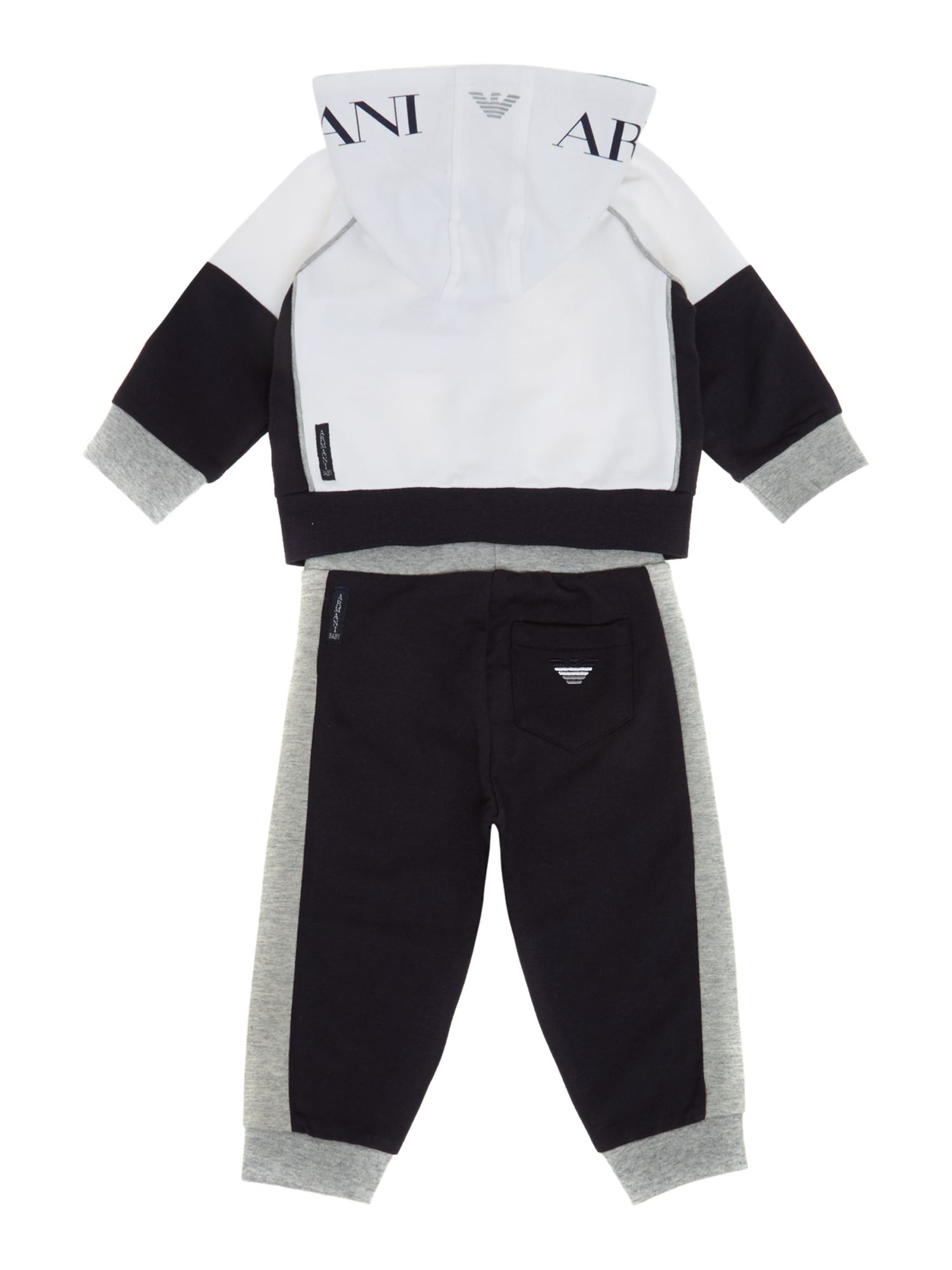 Boy`s hoody and jogger set