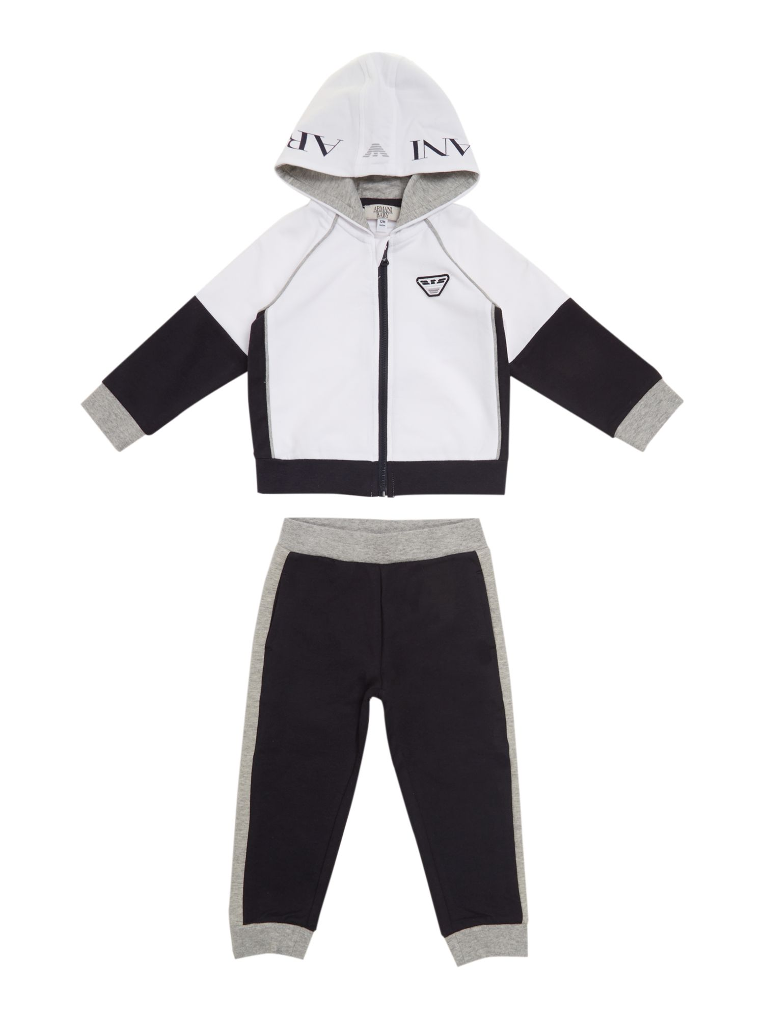 Boy`s tracksuit set