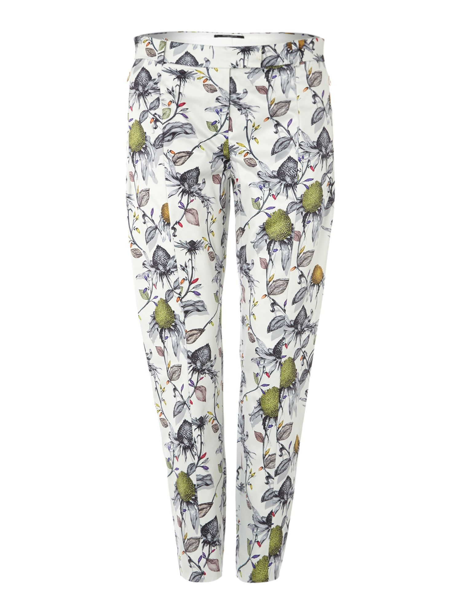 Digital print trousers