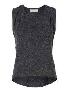 Nep sleeveless top