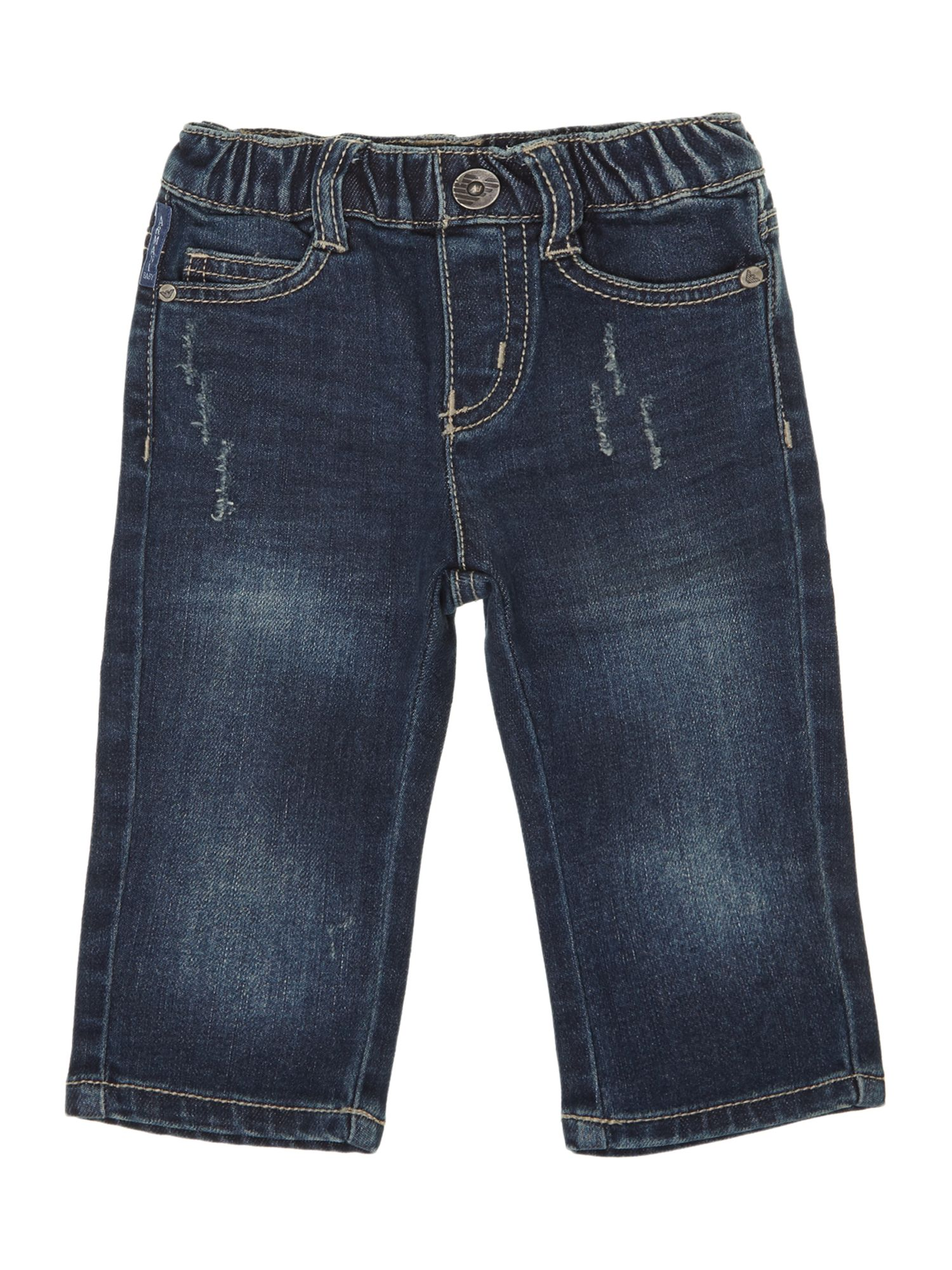 Boy`s dark wash jean