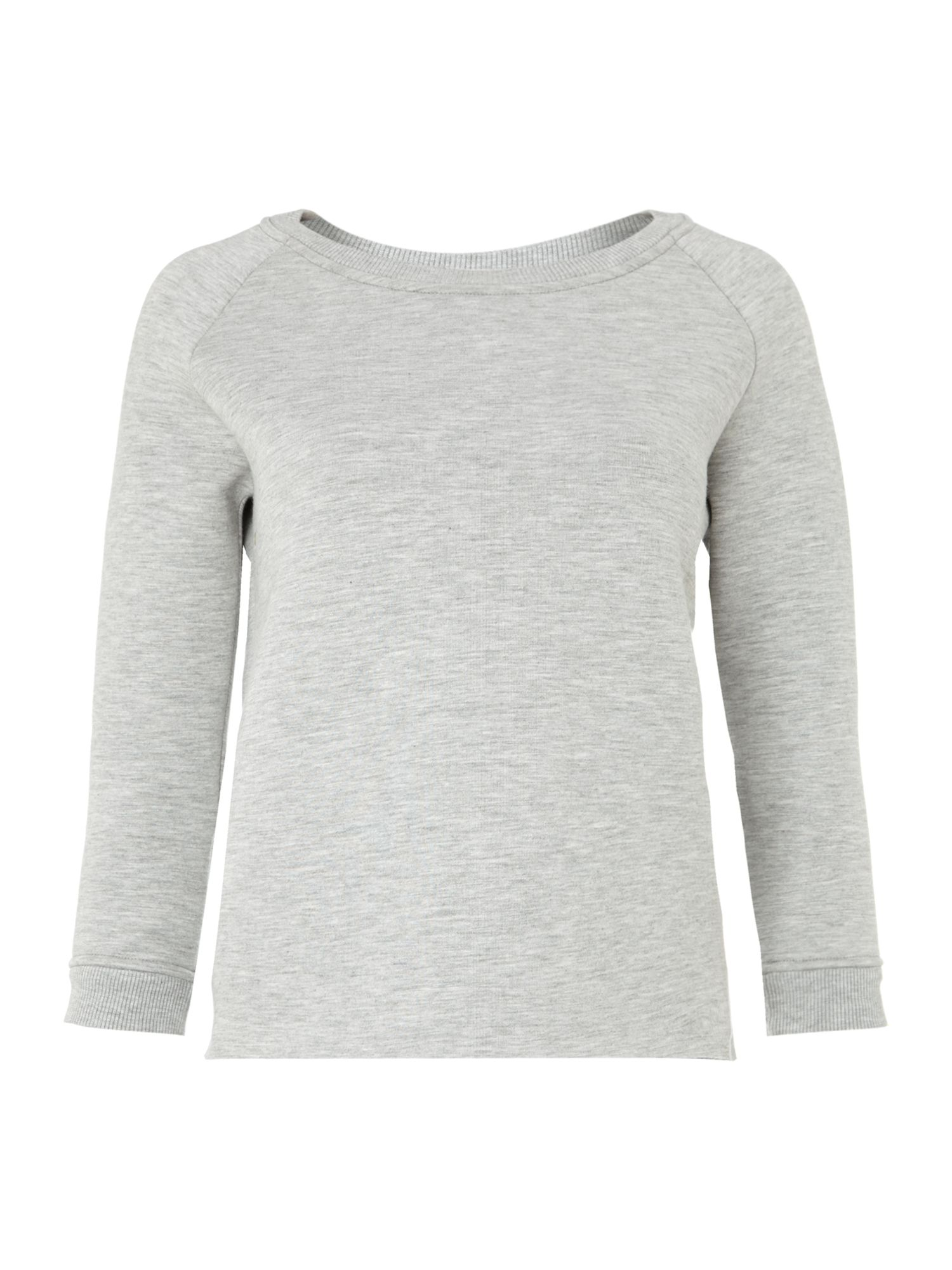 Long sleeve jersey jumper