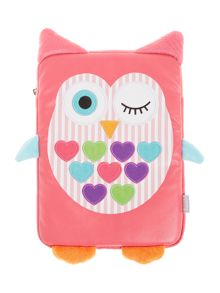 Owl 10 inch universal tablet pouch