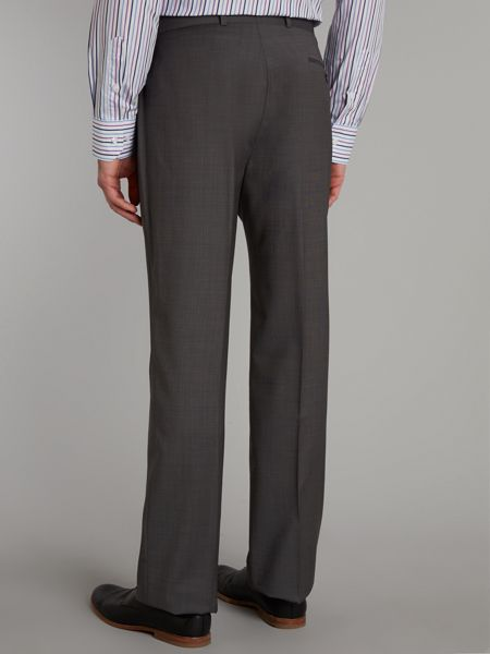 Daniel Hechter Grey pick and pick trousers