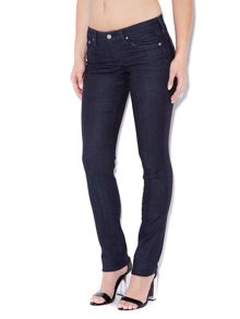 AG Jeans The Aubrey slim leg jeans in 1 Year Blue Rinse
