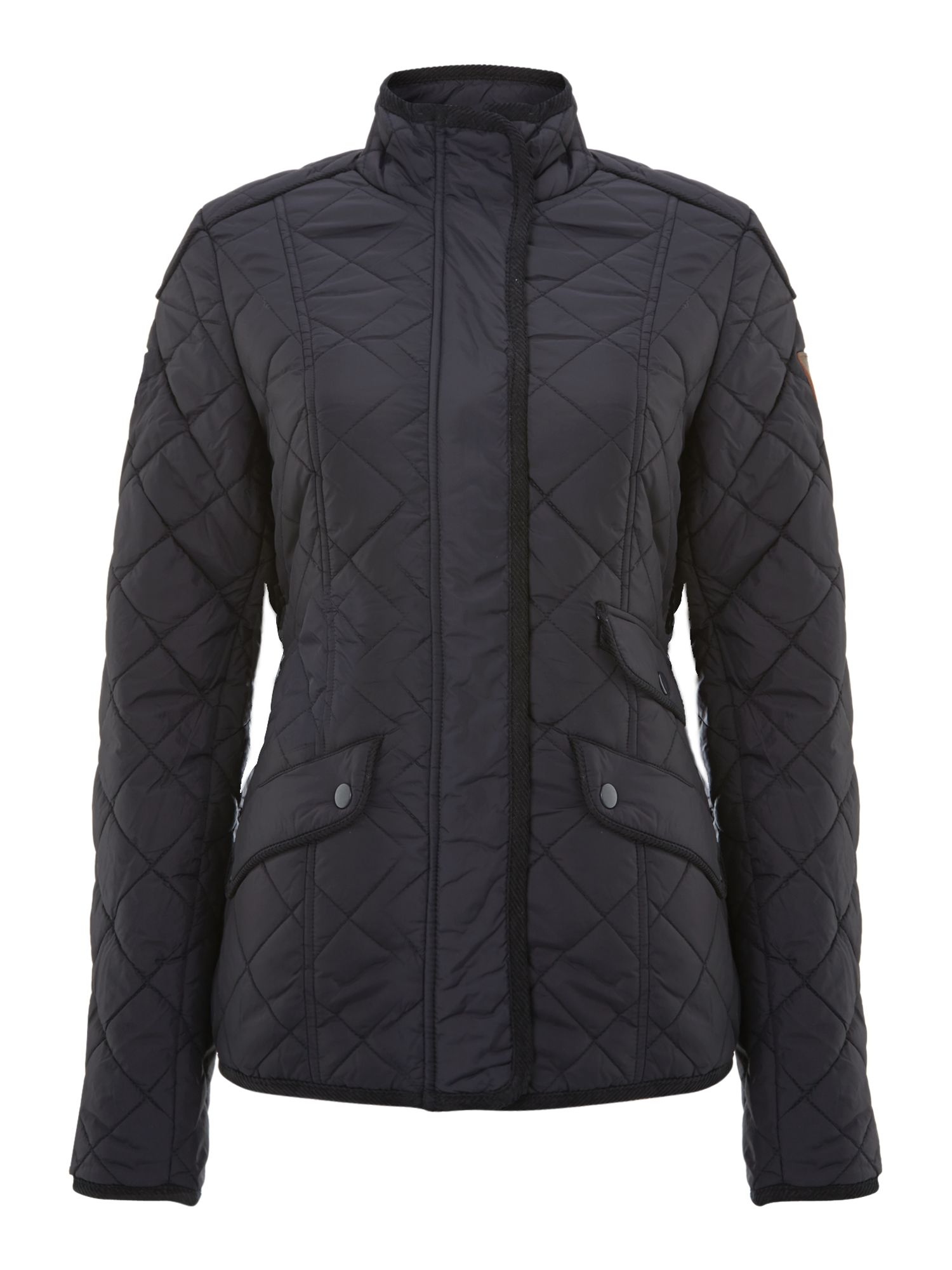 Stunt Quilted Jacket