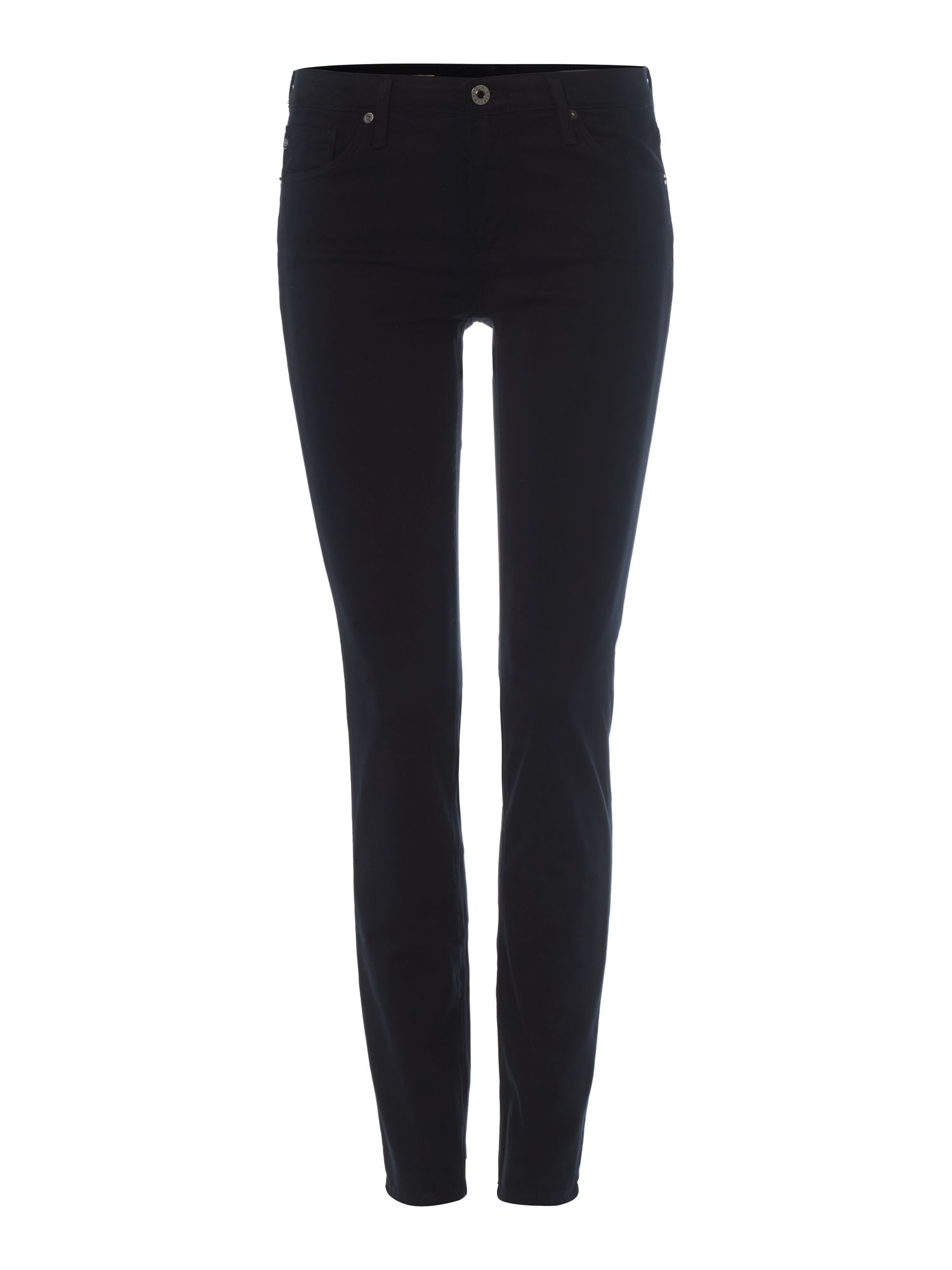 The Stilt cigarette leg jeans in Dark Night
