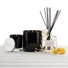 Linea White flowers & orange blossom diffuser