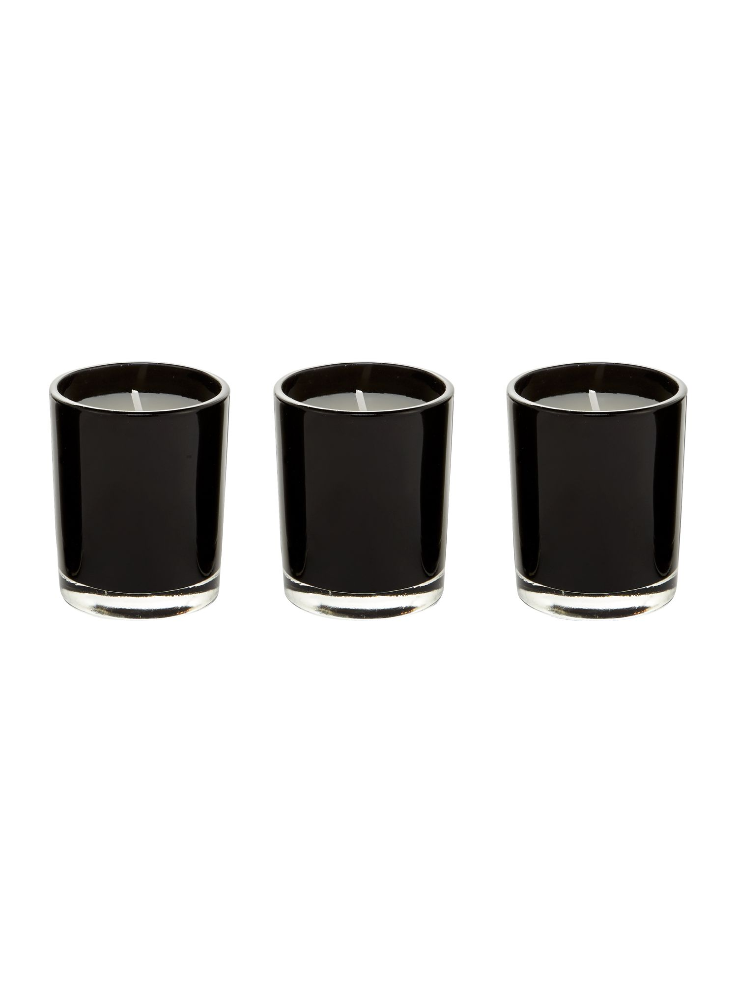 Signature collection votive trio