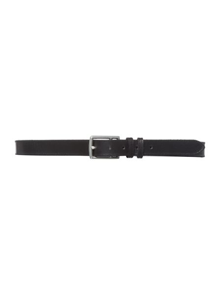 Howick Tailored Stitch edge leather belt