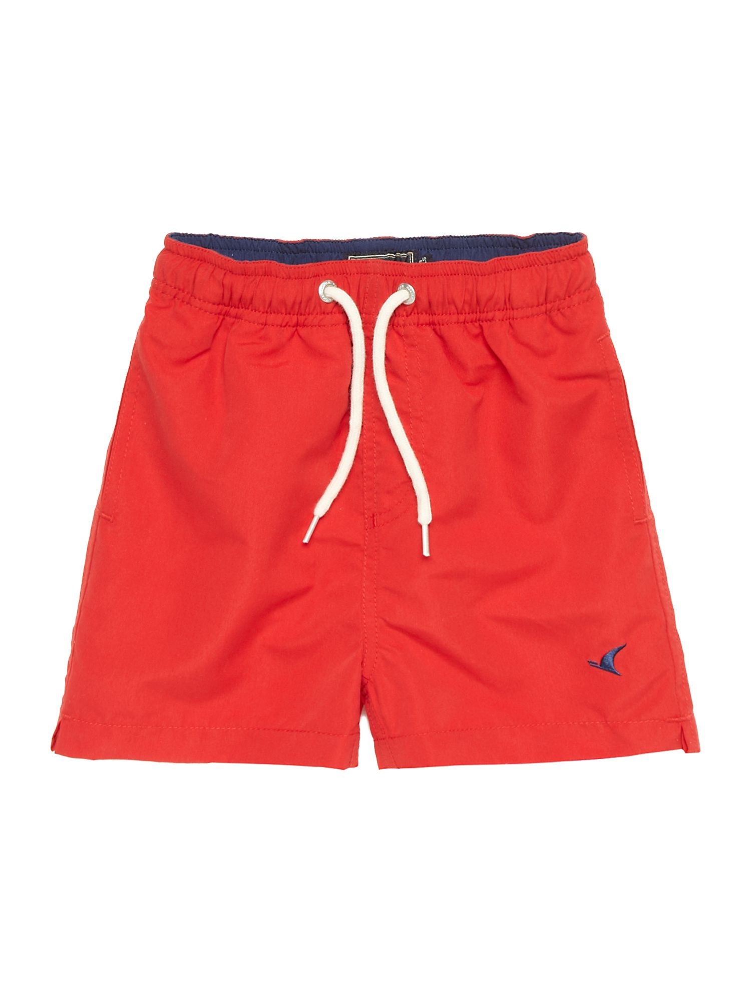 Boy`s plain swim shorts