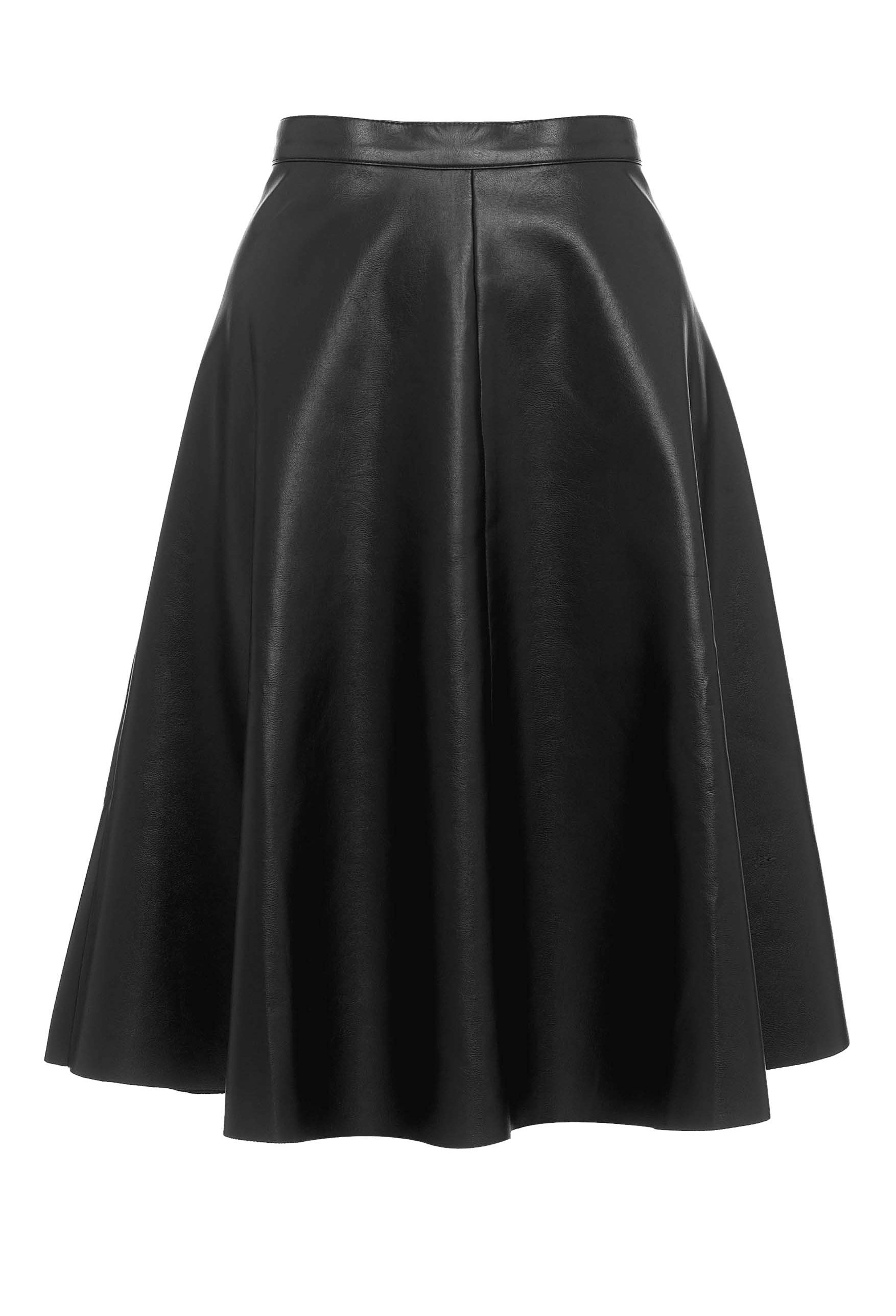 Katia longer skater skirt