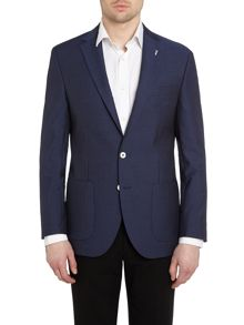 Without Prejudice Burton regular fit patch pocket jacket