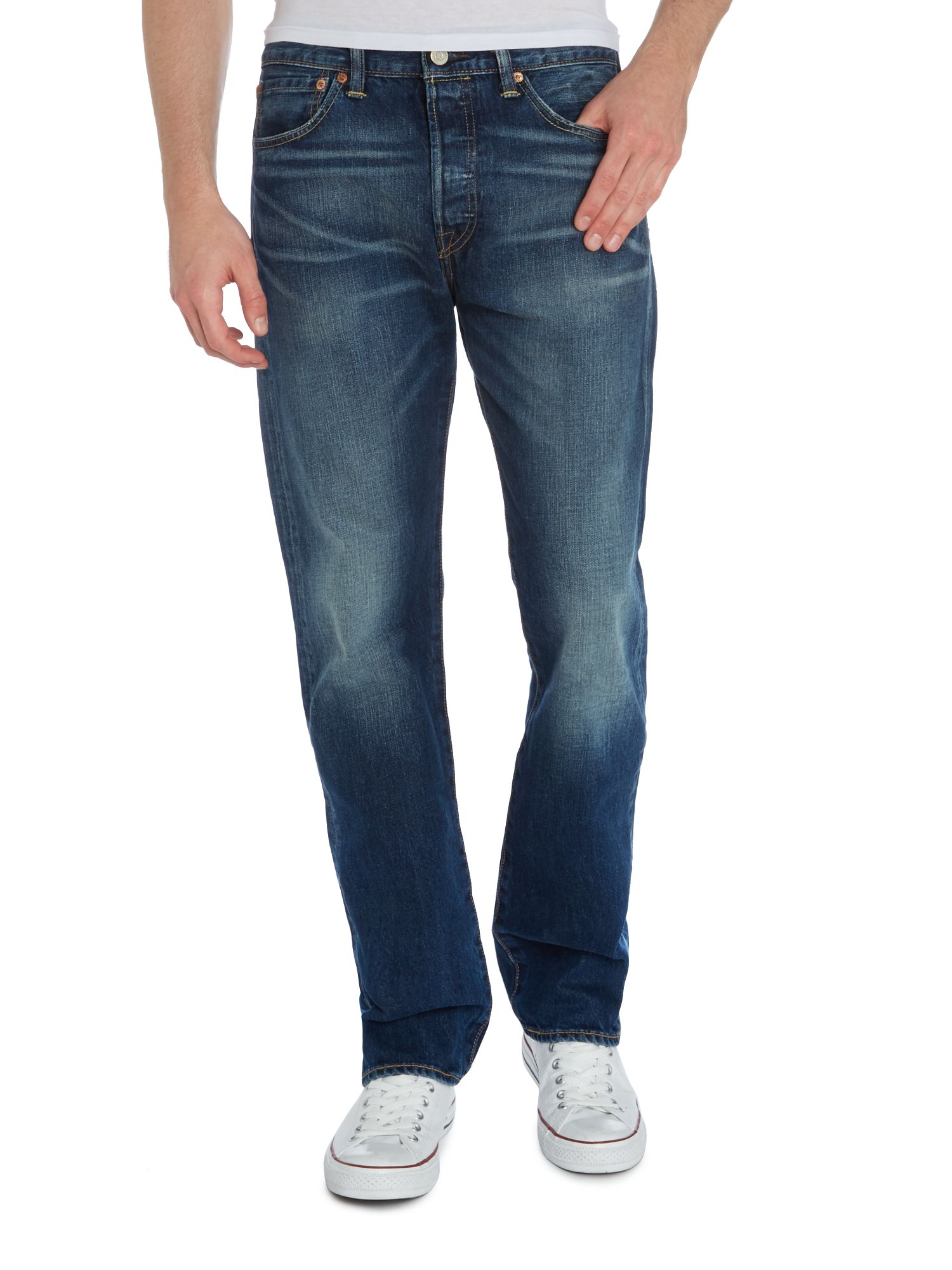 501 straight wave surf jean