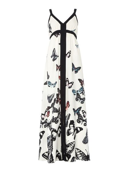 Therapy Butterfly maxi dress
