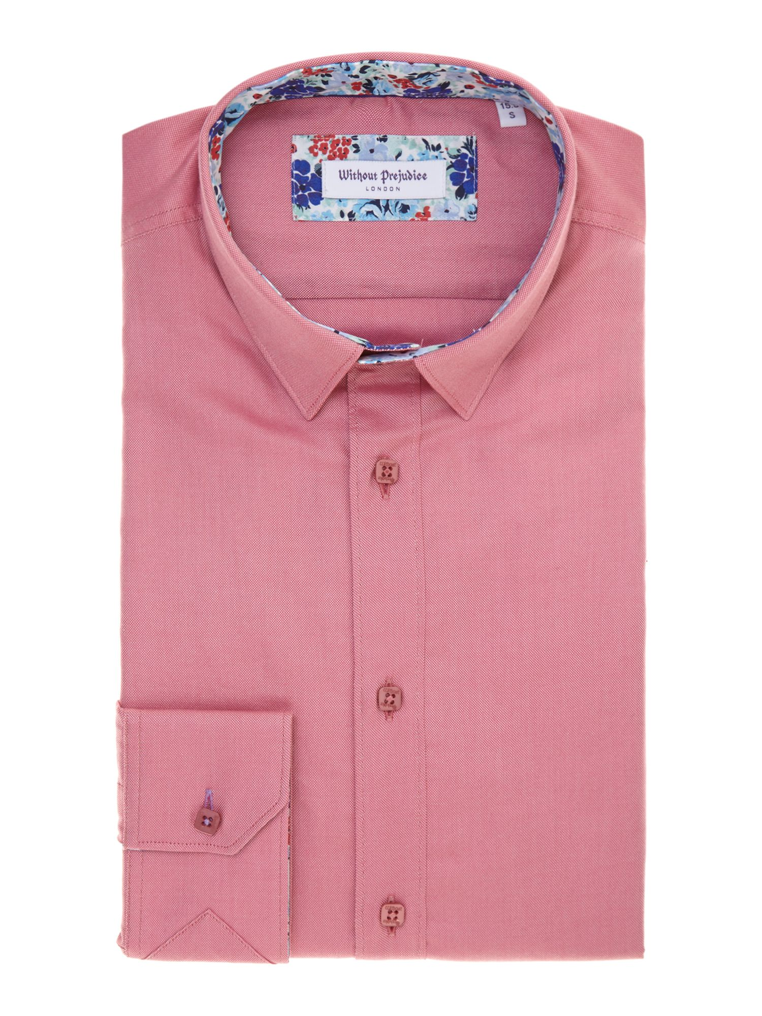 Victor slim fit oxford shirt