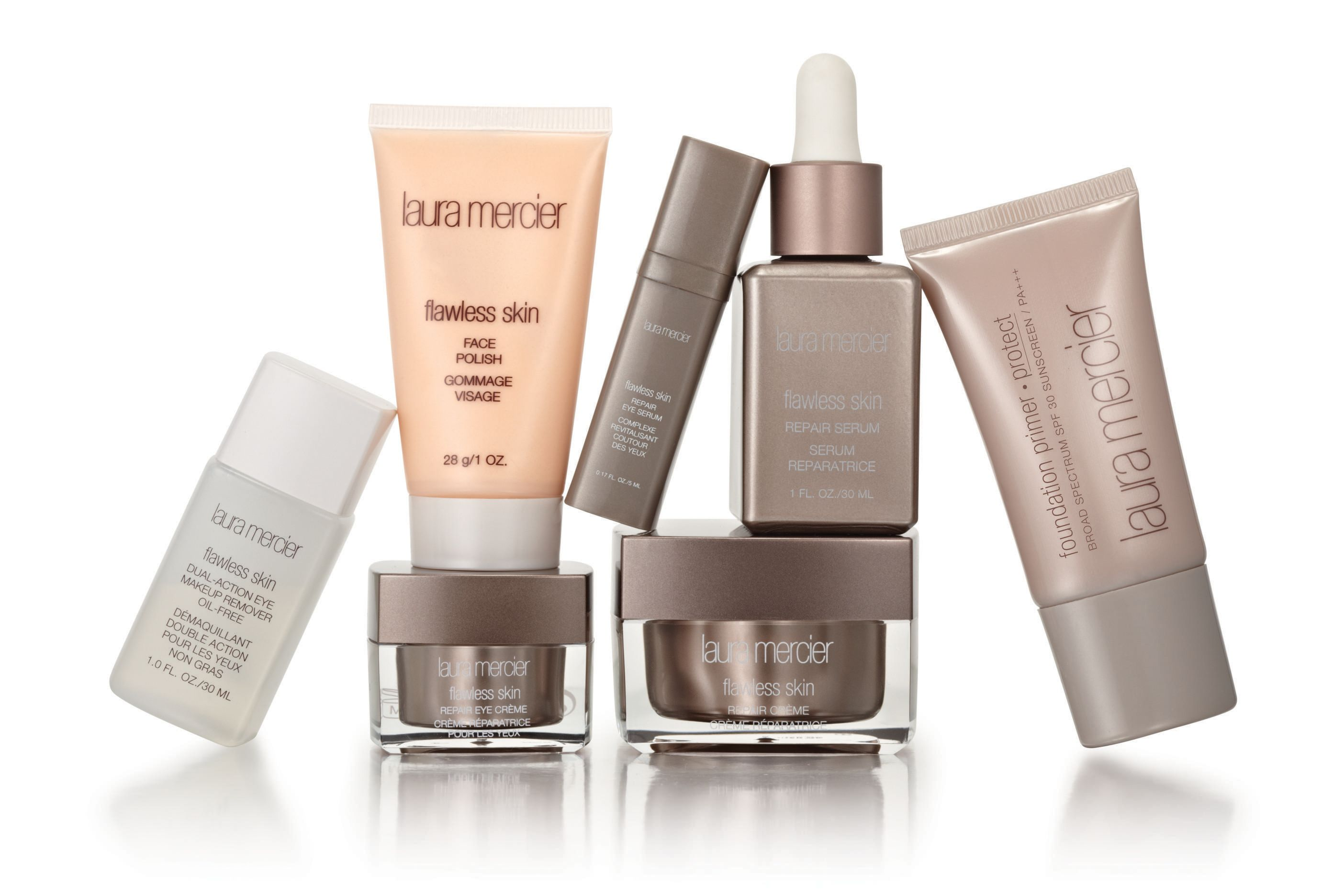 Flawless Skin Total Repair Regimen Collection