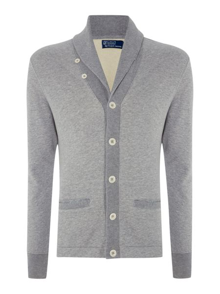 Polo Ralph Lauren Heavy knit shawl collar button down cardigan