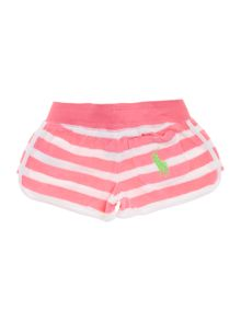 Girls beach short