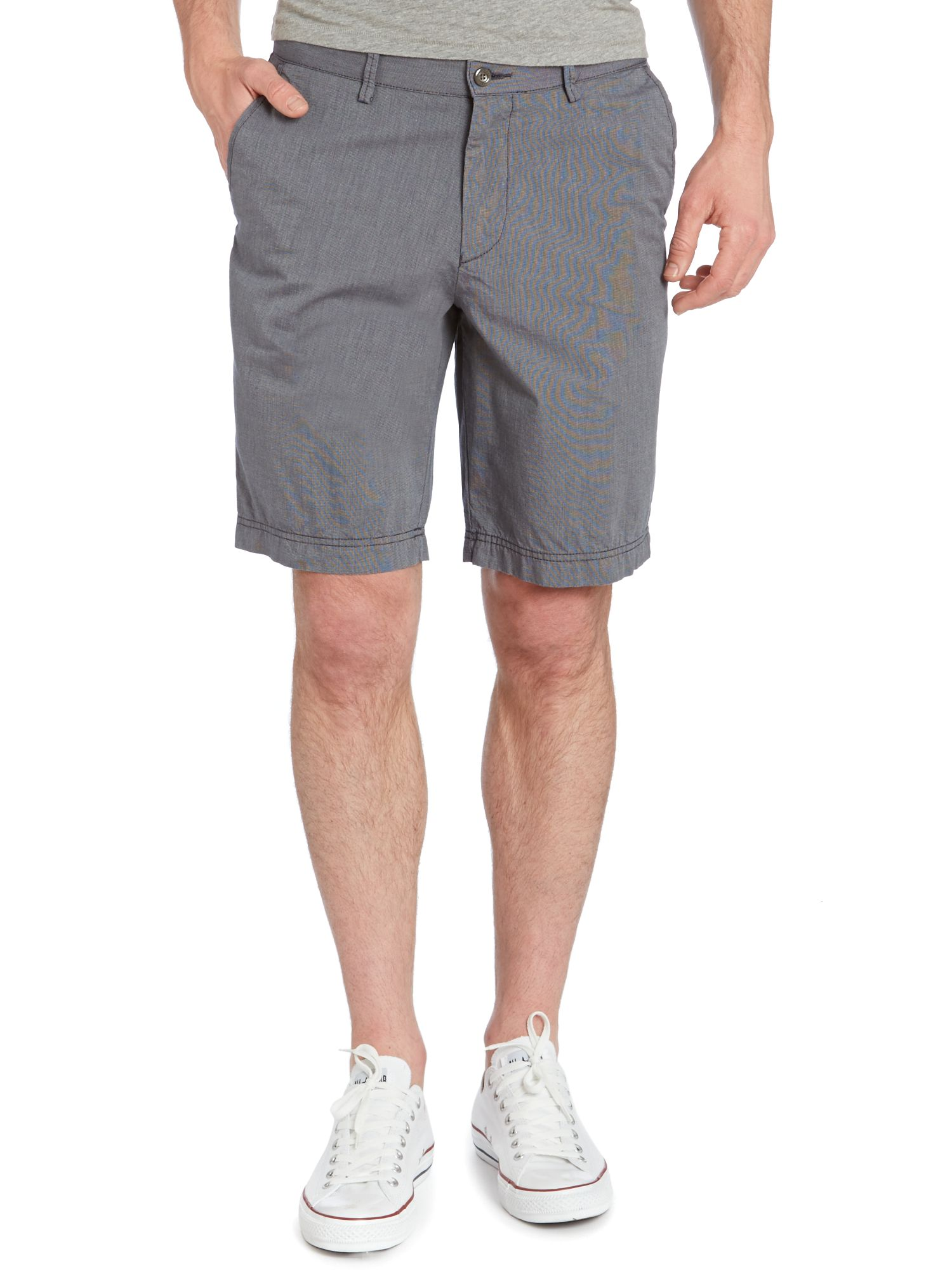 Chino pattern short