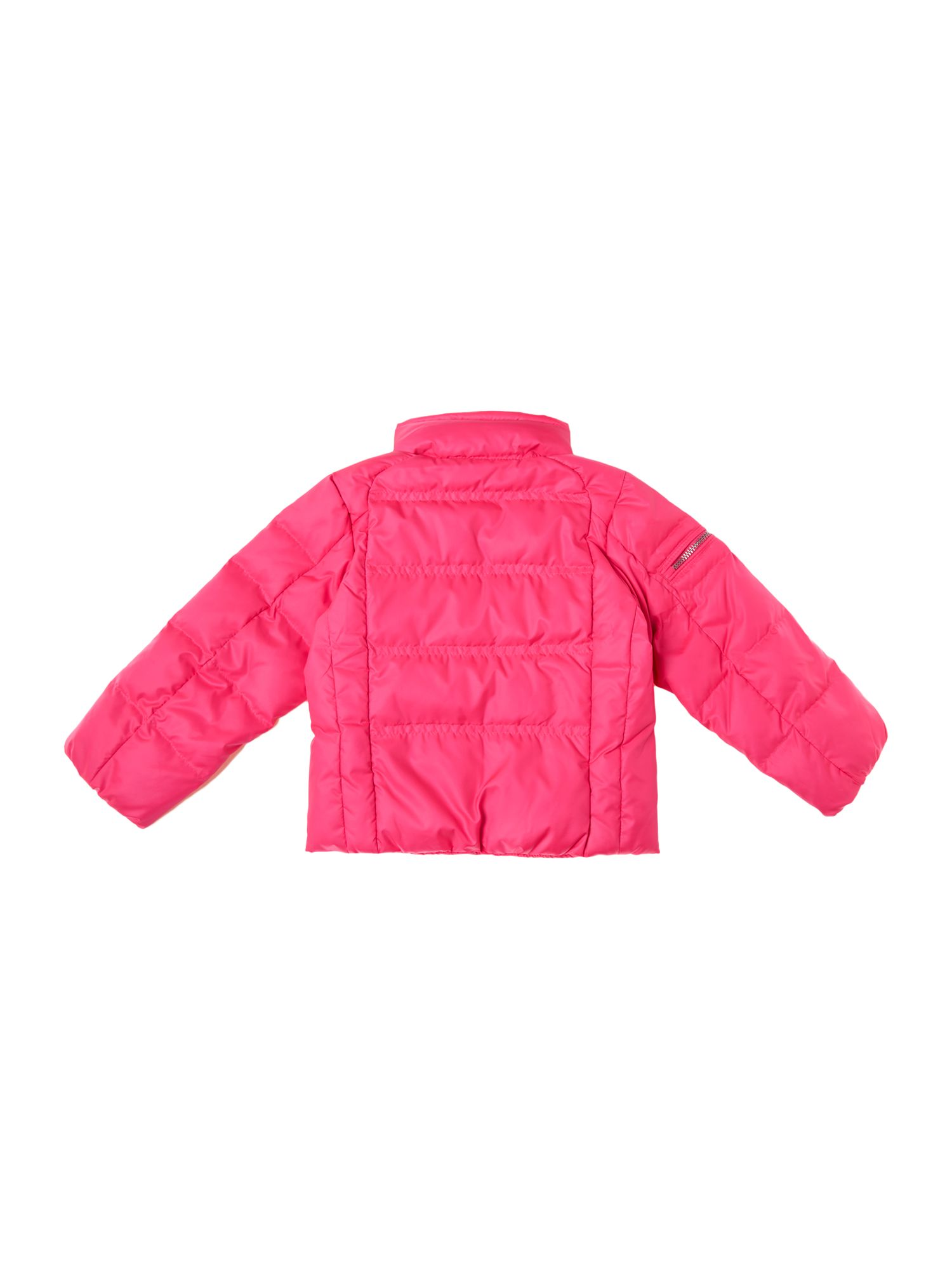 Girls racer jacket