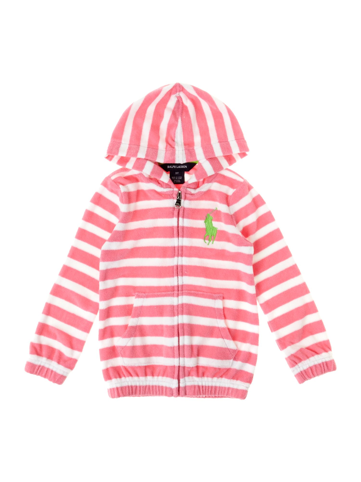 Girls beach hoody