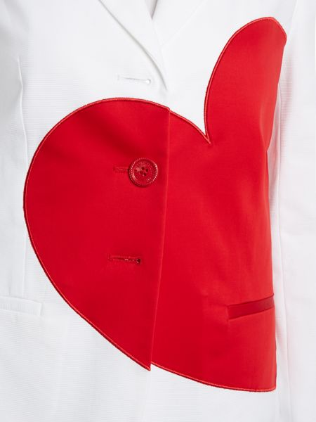 Love Moschino Heart blazer