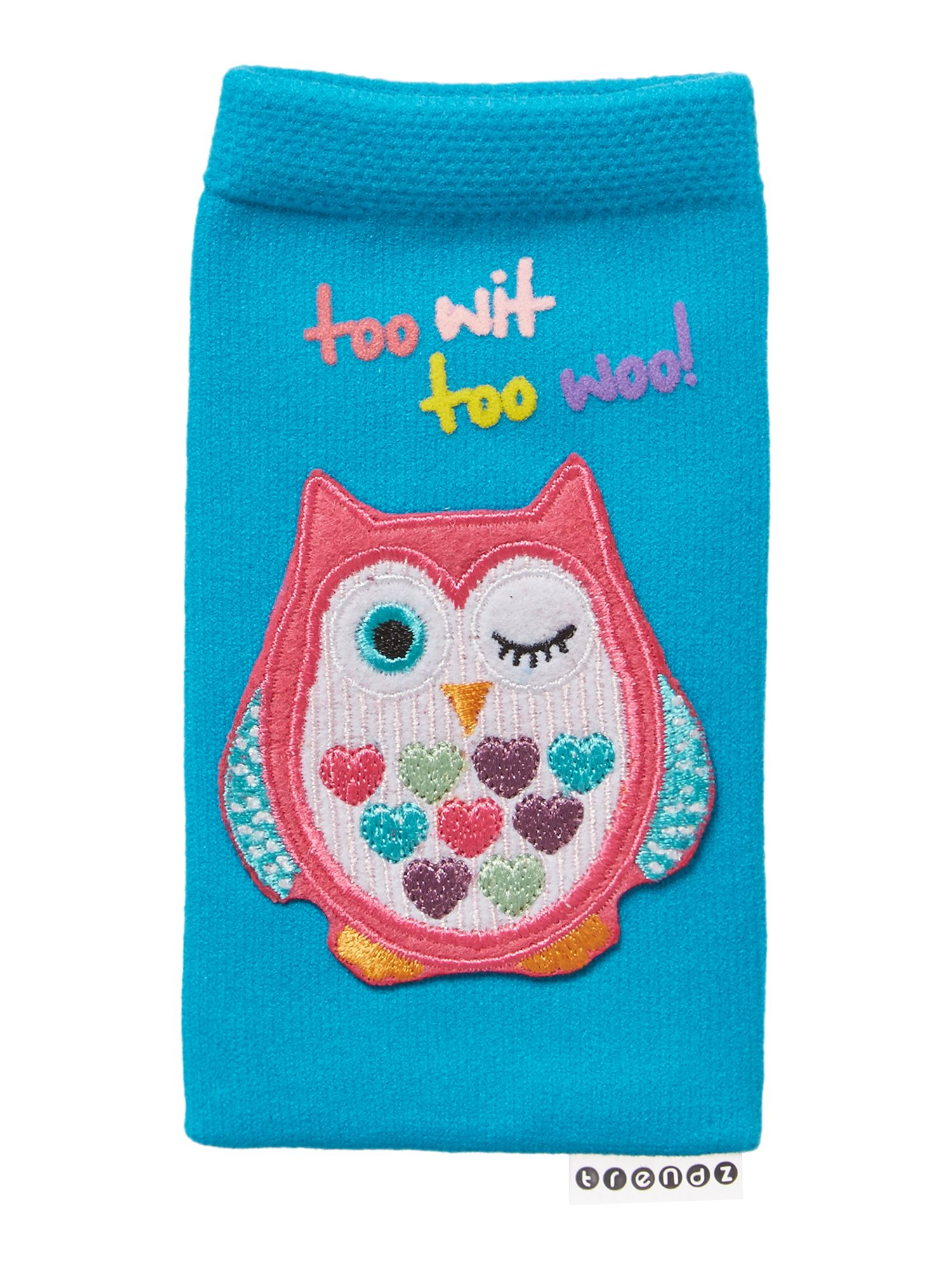 Owl universal phone sock