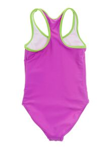 Girls one piece swim