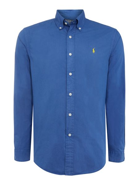 Polo Ralph Lauren Classic slim fit long sleeve shirt