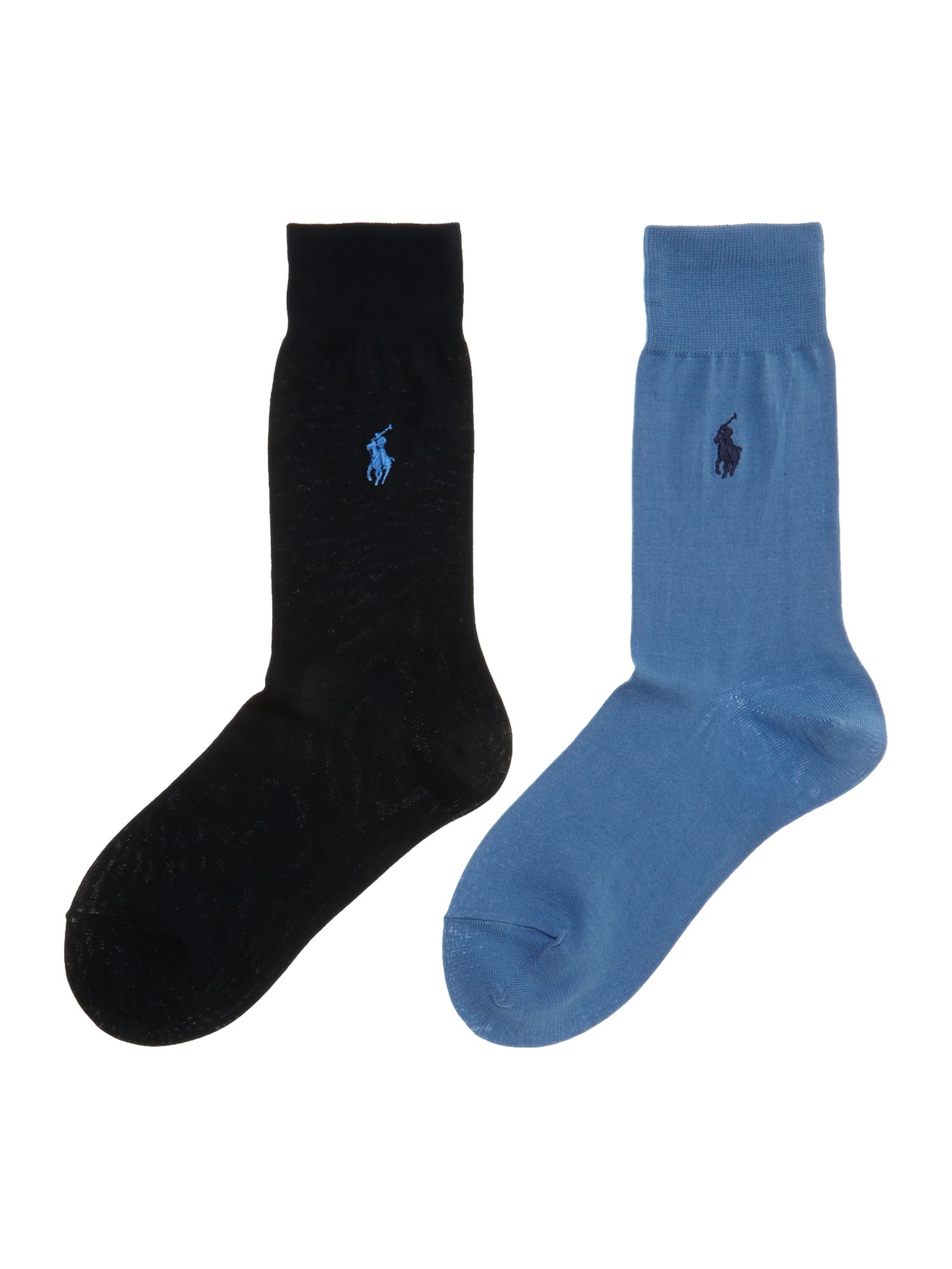 2 pack mercerized cotton sock
