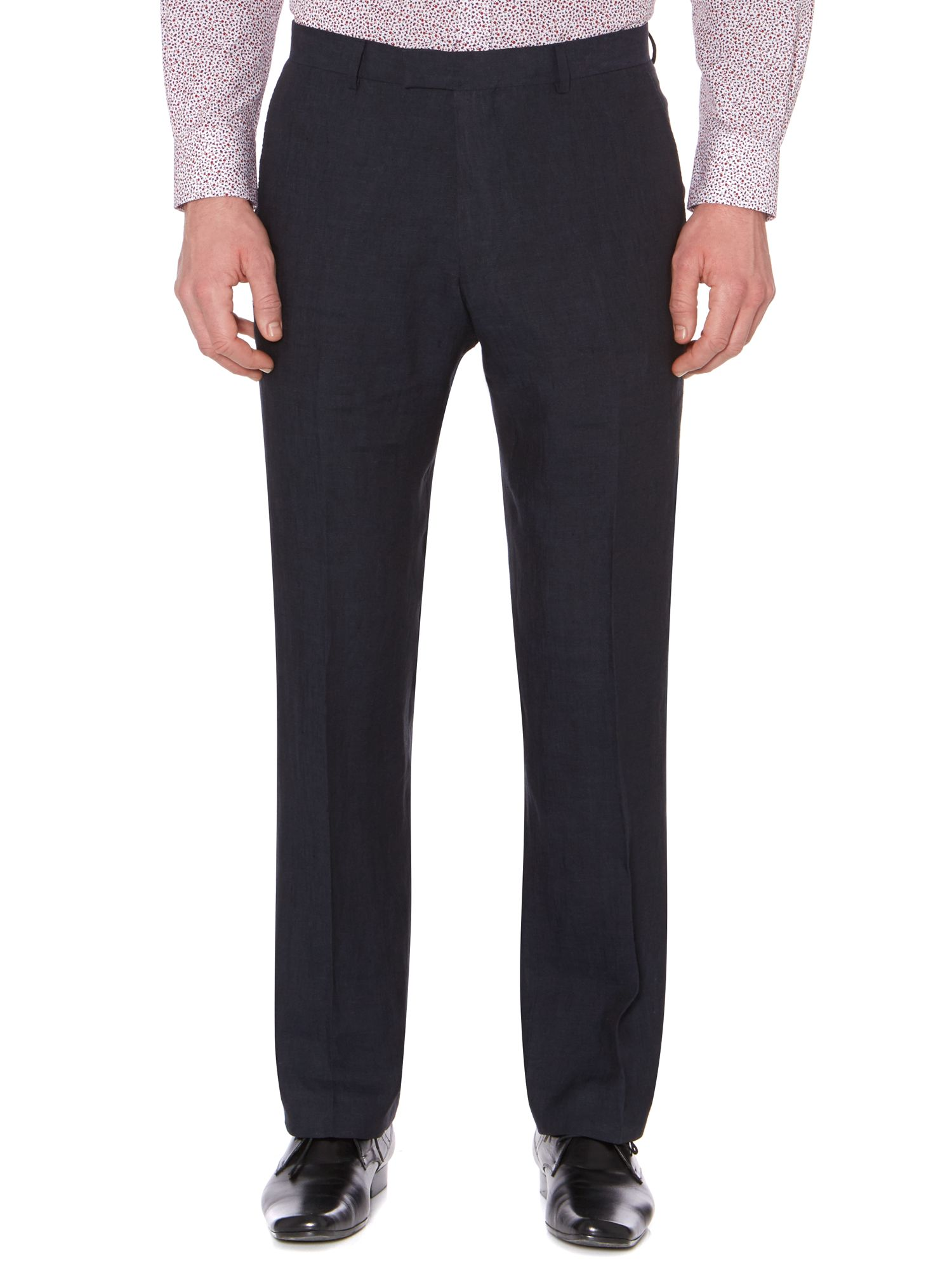 Tyler Linen Suit Trousers