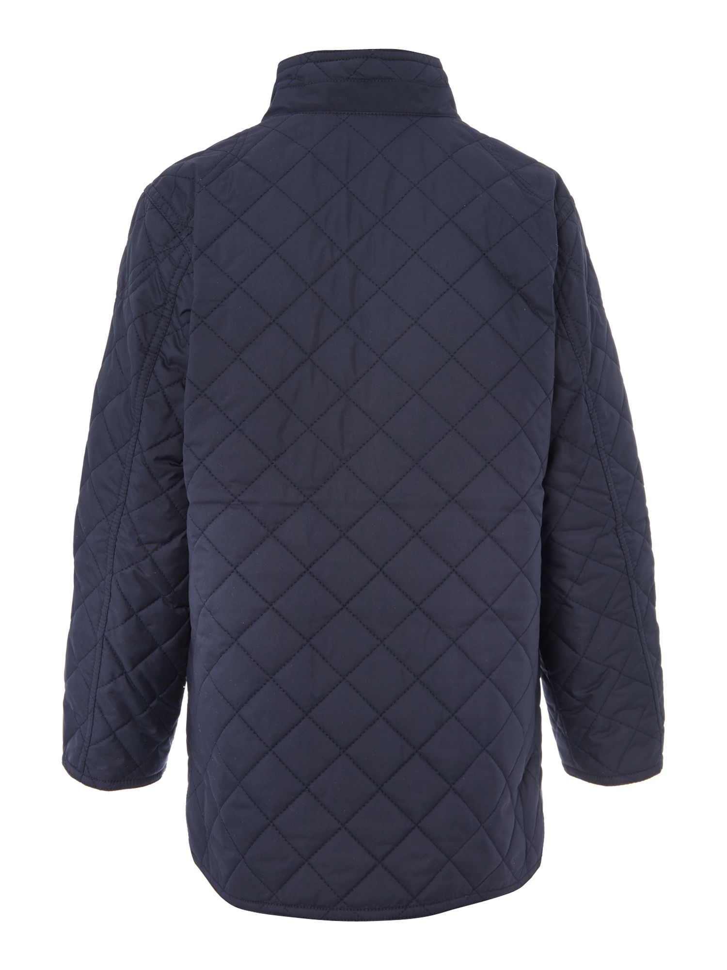 Boy`s quilted barn jacket