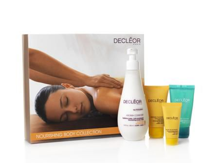 Nourishing Body Collection