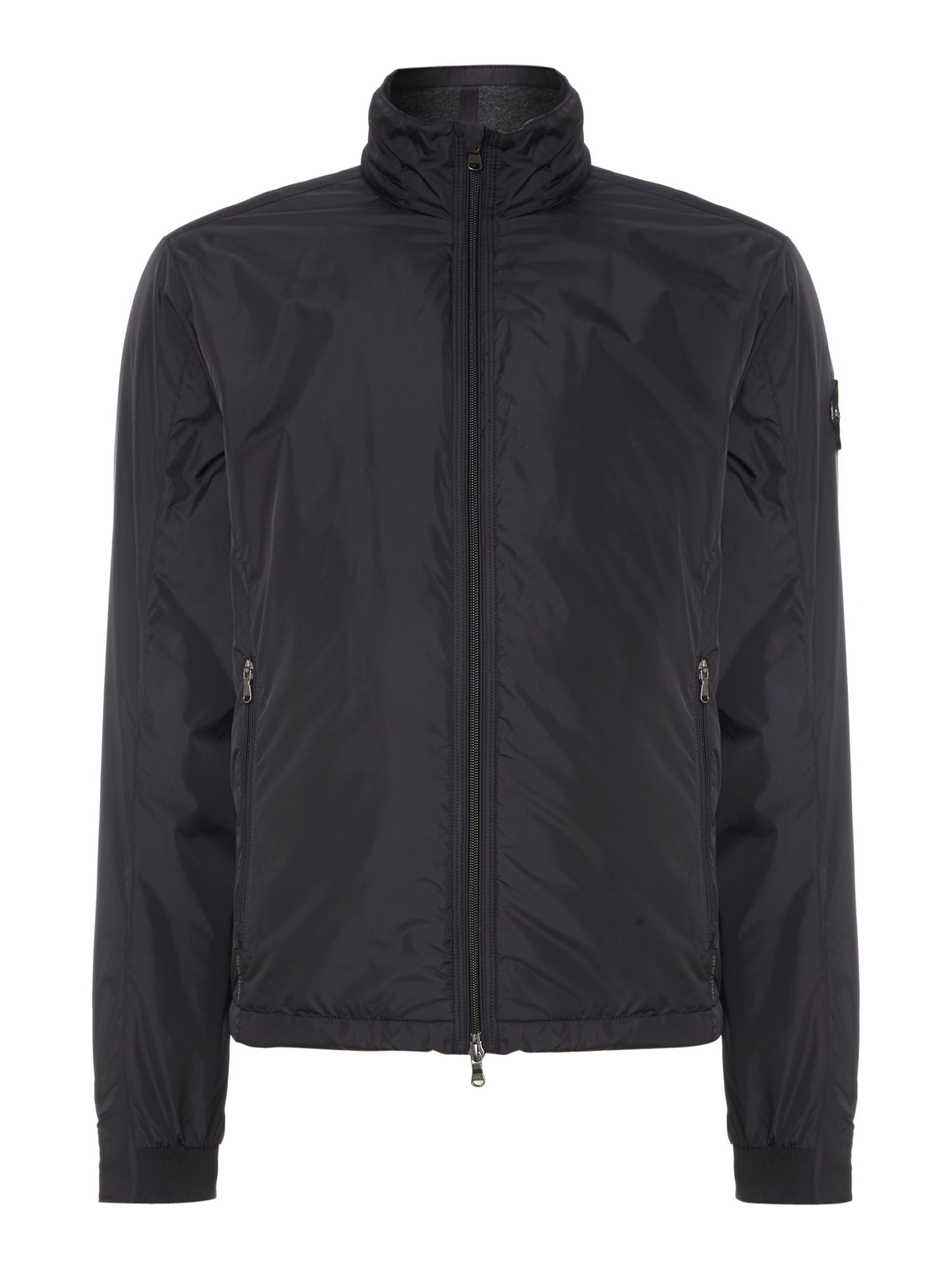 Simplux padded performance hooded jacket