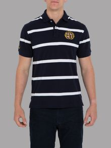 Big And Tall Rb Emblem Polo Navy