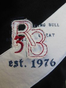 Raging Bull Big And Tall Rb Chevron Pique Polo