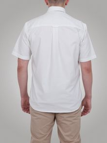 Big and Tall Short Sleeve Oxford Shirt