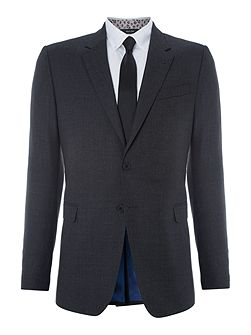 Byard slim fit wool two-piece suit
