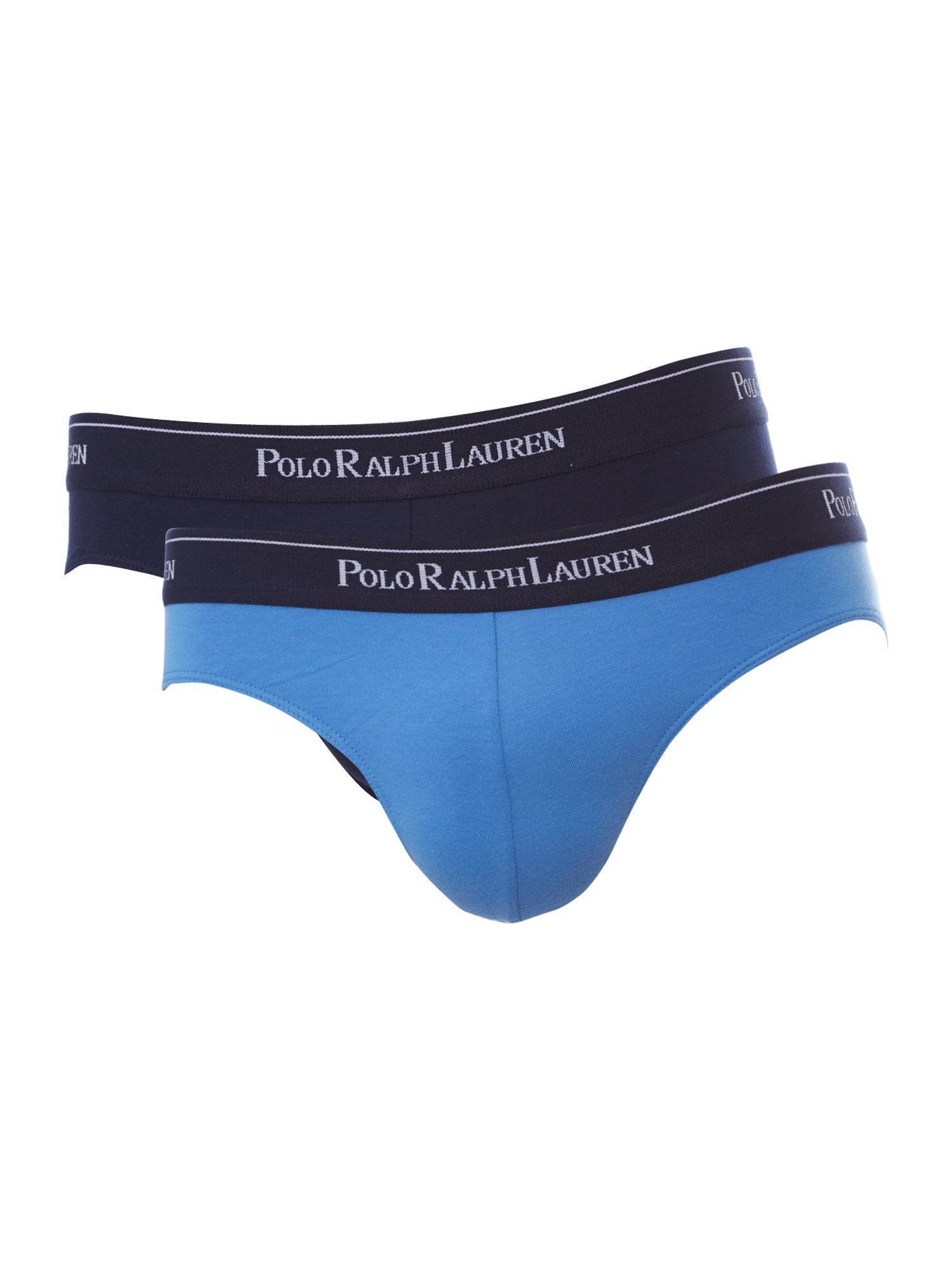 2 pack logo brief