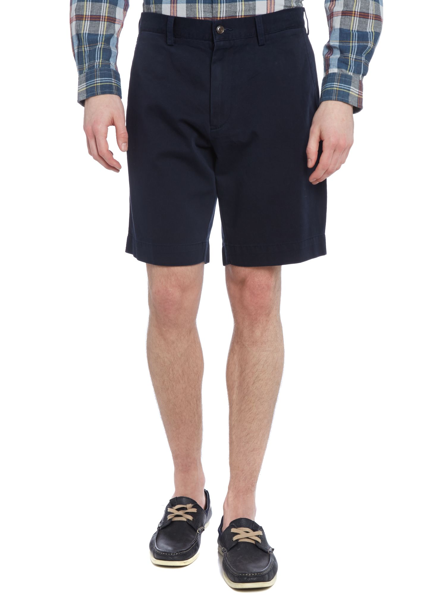 Suffield chino shorts