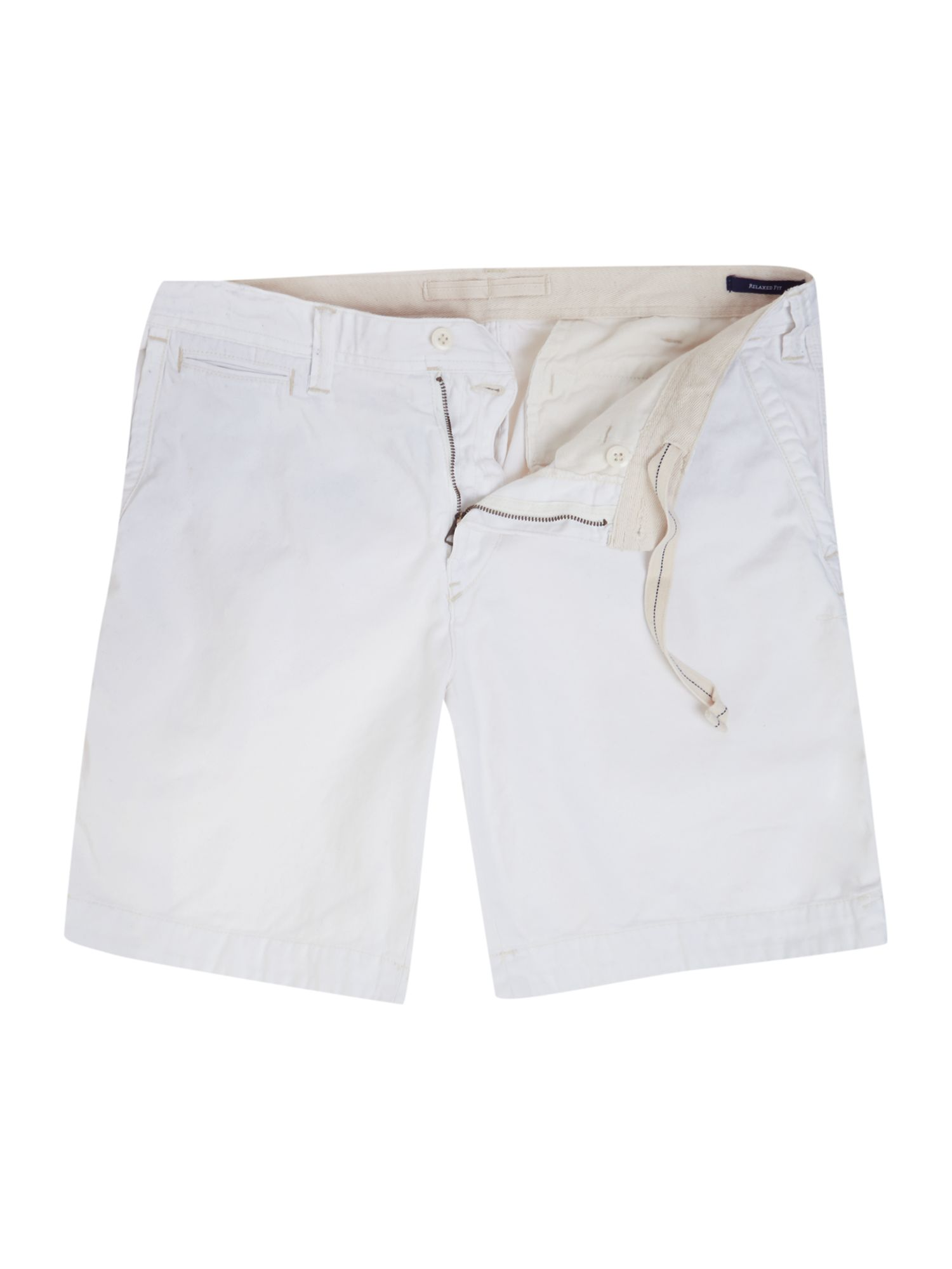 Rugged bleeker relaxed fit chino short